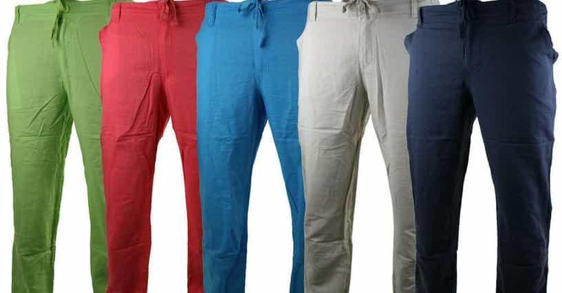 Best Linen Pants   Comfortable Linen Pants