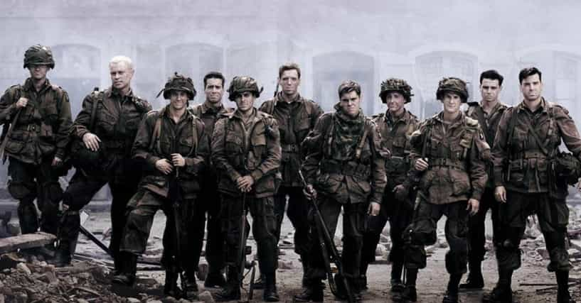 The Best Military TV Shows
