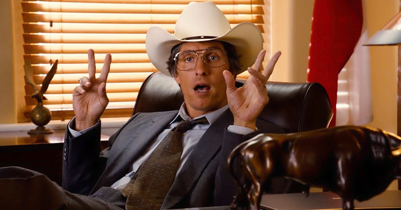 The 20+ Best Matthew McConaughey Movies List, Ranked By Fans