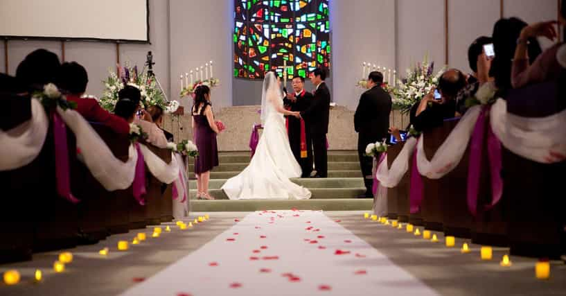 Wedding Song List For Ceremony: Wedding Processional Songs For Walking Down The Aisle
