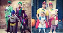 Neil Patrick Harris Is The Undisputed King Of Halloween And His Family Is Group Costume Goals