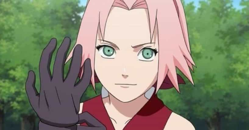 Anime Characters With Pink Hair : List of the greatest pink haired anime characters