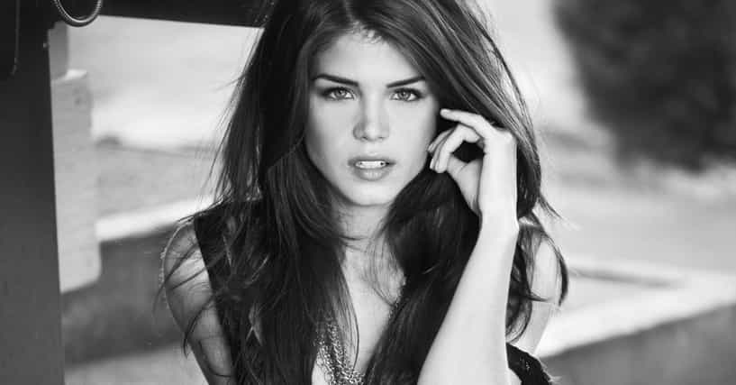 Sexy Marie Avgeropoulos  Hot Pics  Photos-6180