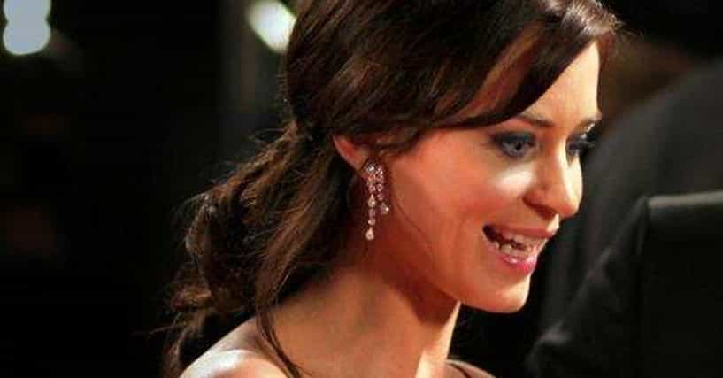 Emily Blunt: TV Shows Starring Emily Blunt (5 Items)