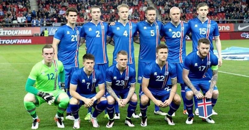 Isländische Nationalelf