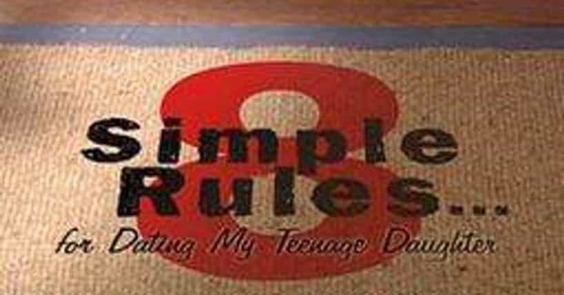 8 simple rules for dating my teenage daughter full episodes