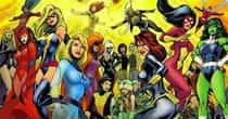 The Hottest Women Avengers