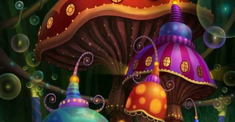 Best Animated Movies To Watch On Shrooms