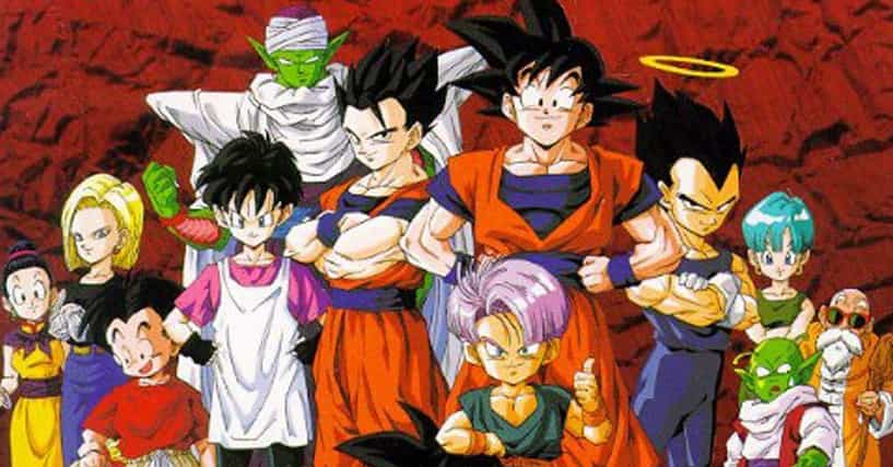 Dragon Ball Z Anime Characters Database : Reasons why dragon ball z just doesn t hold up