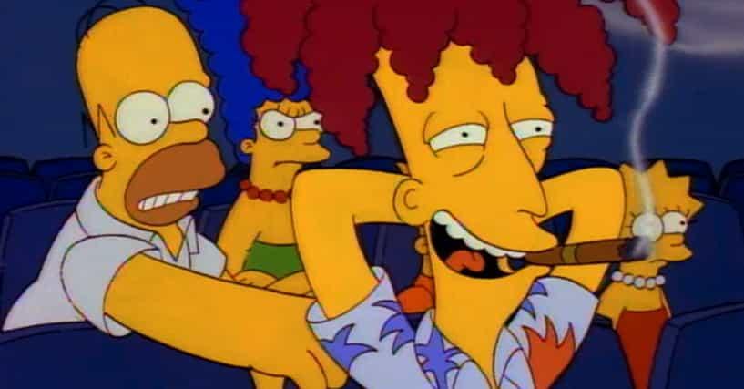 Simpsons Movie Parodies You Probably Missed As A Kid