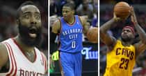 NBA Players Most Likely to be the 2017 MVP