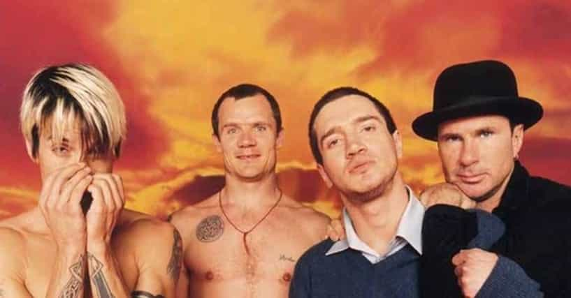 Red Hot Chili Peppers rock Egypt's pyramids - yahoo.com
