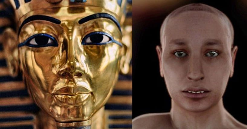 Here's What Famous Pharaohs Looked Like When They Were Alive