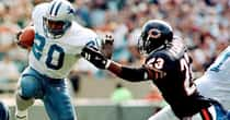 The Best NFL Running Backs of the 80s