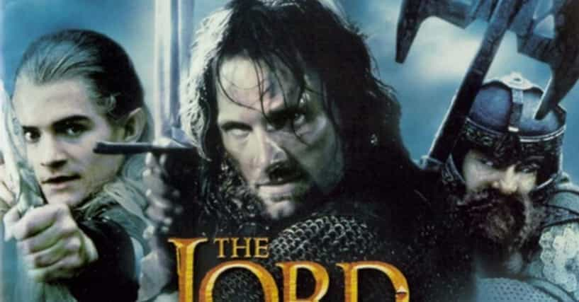 Things Left Out Of Lord Of The Rings Movies
