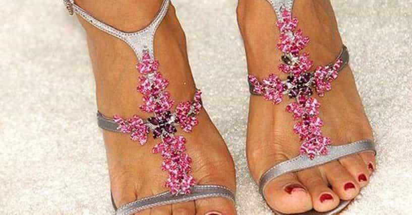 Jessica Simpson Feet Pics