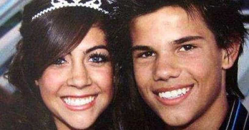 The 37 Greatest Celebrity Prom Photos - Ranker
