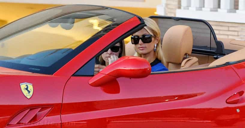 Famous People Who Own Ferraris