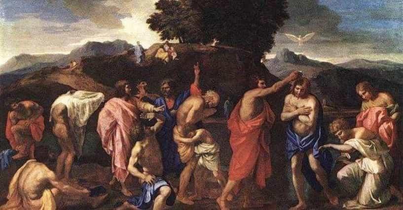 Famous Sacraments of the Catholic Church Art List ...