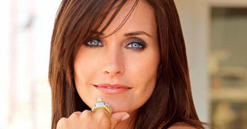 Courteney Cox: TV Shows Starring Courteney Cox (6 Items)