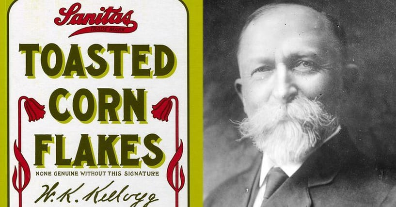 Corn Flakes Were Actually Invented To Curb Sexual Appetites