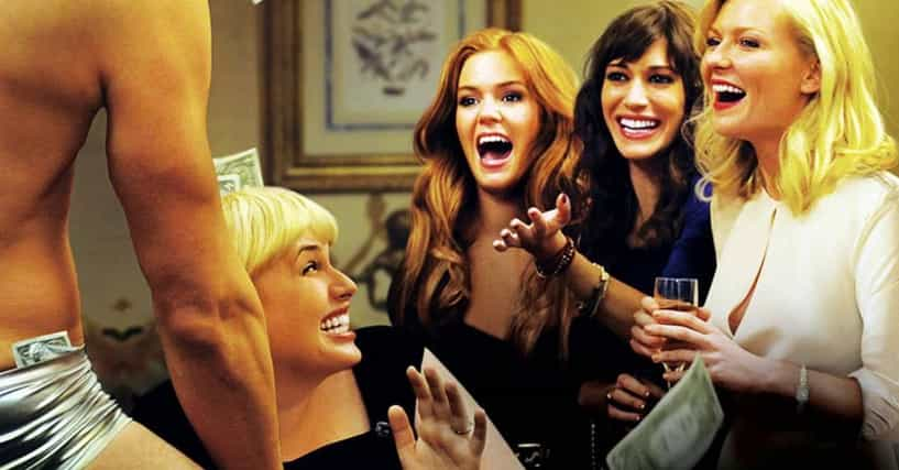 What percent of women cheat at their bachelorette party