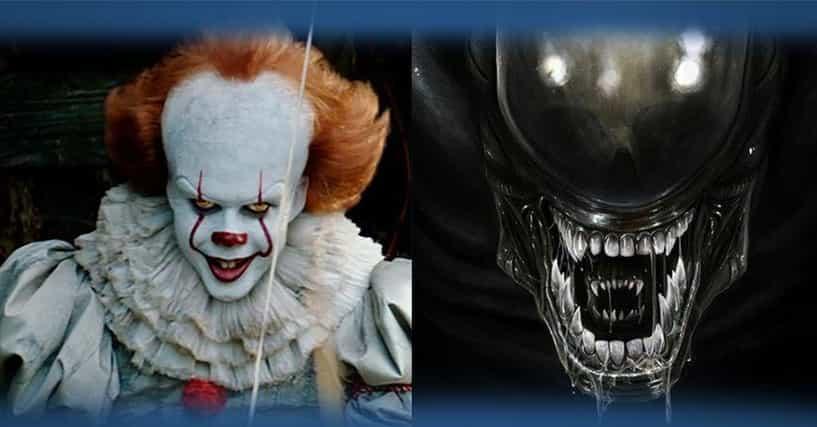 Most Terrible Fictional Monster | Literature & Horror Movie Monster List
