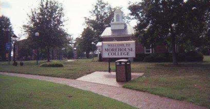 Best Majors For Law School >> Famous Alumni of Morehouse College   Celebrities Who ...
