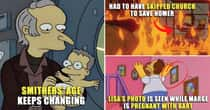 Small Plot Holes In 'The Simpsons' Fans Somehow Noticed