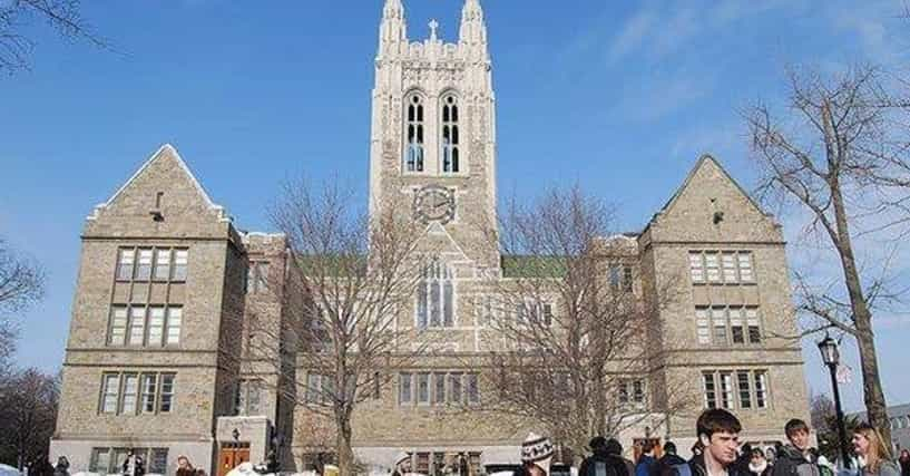 Boston University - Biography