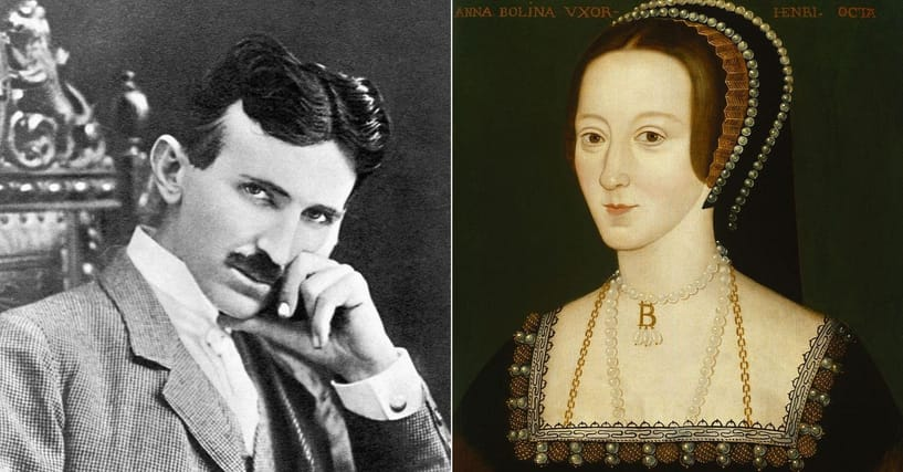 Historical Figures You Would Swipe Right On