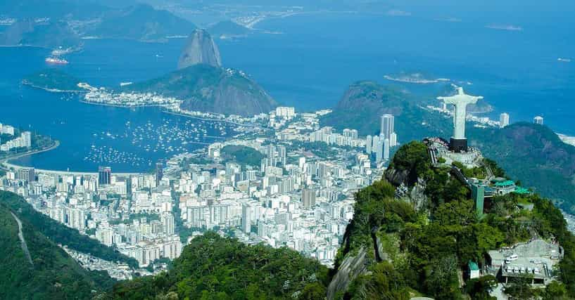 Most Beautiful Cities In South America Prettiest South American City List