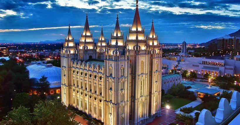 Mormon temples inside pictures of celebrity