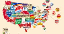The Most Popular Condiment In Every US State