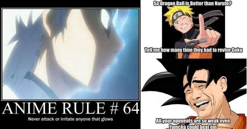 The Best Anime Memes on the Internet