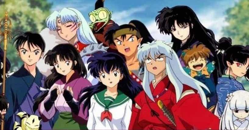 Elenco di tutti i personaggi di Inuyasha, classificati come i peggiori-3304
