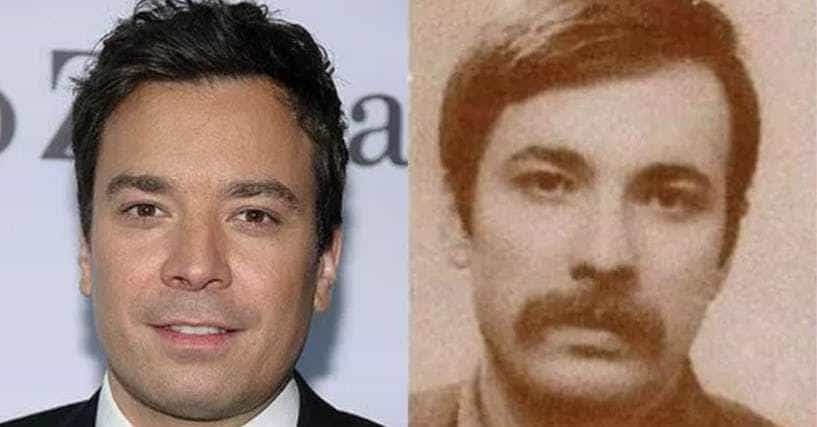 celebrities who look like old photos celebrity doppelgangers