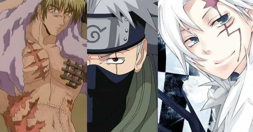 Anime Characters Ranker : Anime scars list of characters with