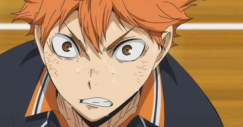 the greatest orange haired anime characters of all time