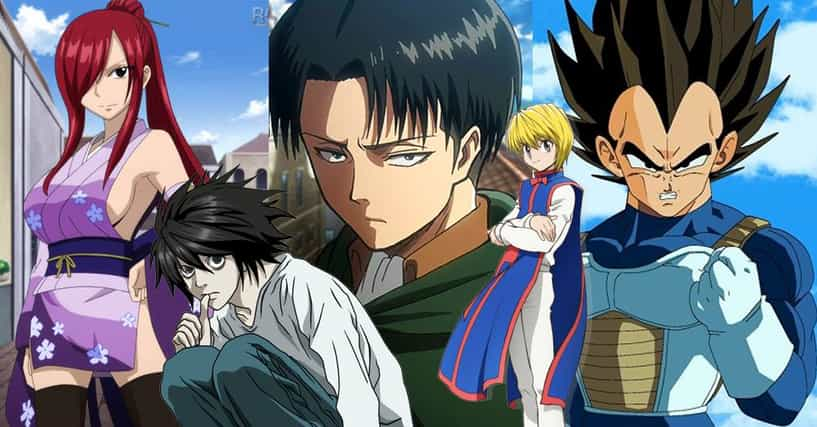 Anime Characters Ranker : Anime characters that deserve a spinoff series