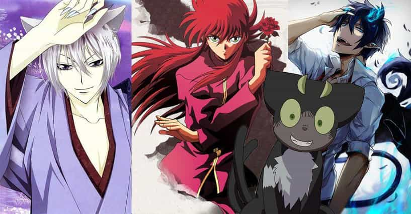 Hottest Anime Characters Ranker : Ranking the best demon anime characters of all time