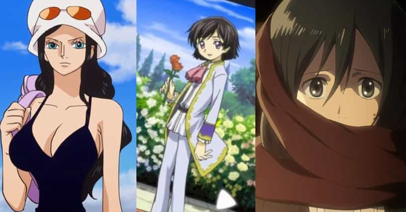 Smartest Anime Characters Ranker : The best anime character backstories of all time