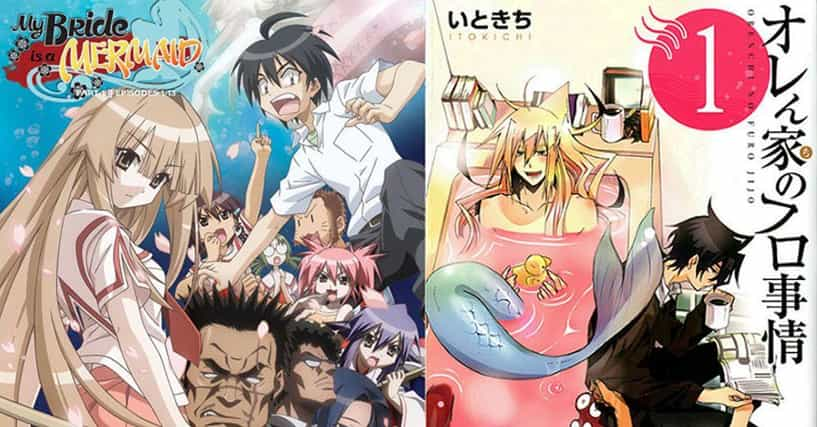 The 10+ Best Mermaid Anime Series Of All Time