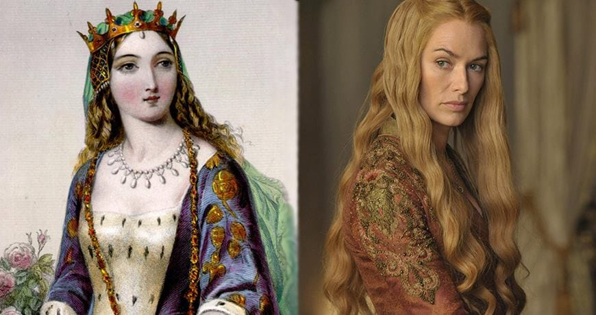 Real Historical Figures Who Inspired Game Of Thrones Characters
