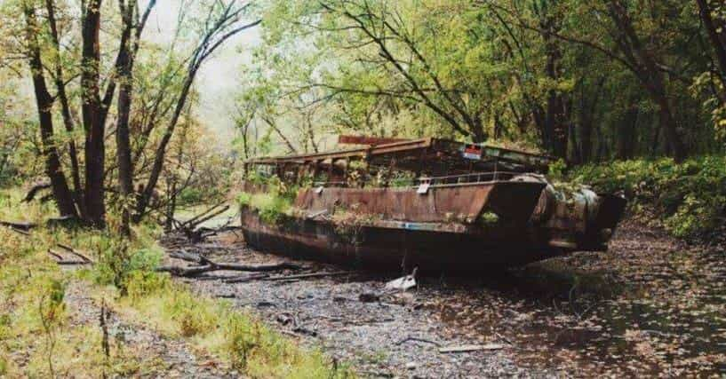 Creepy Stories and Legends About the Mississippi River