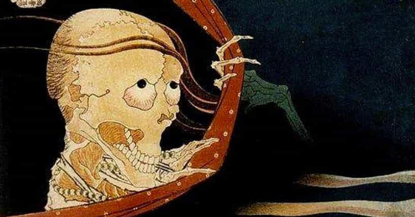The Creepiest Japanese Demons That Define What Yokai Is
