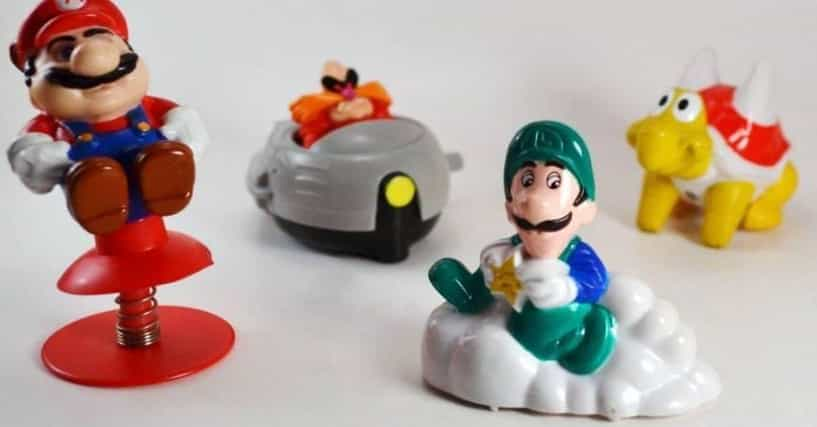 80s Happy Meal Toys : The best mcdonald s happy mealtoys of