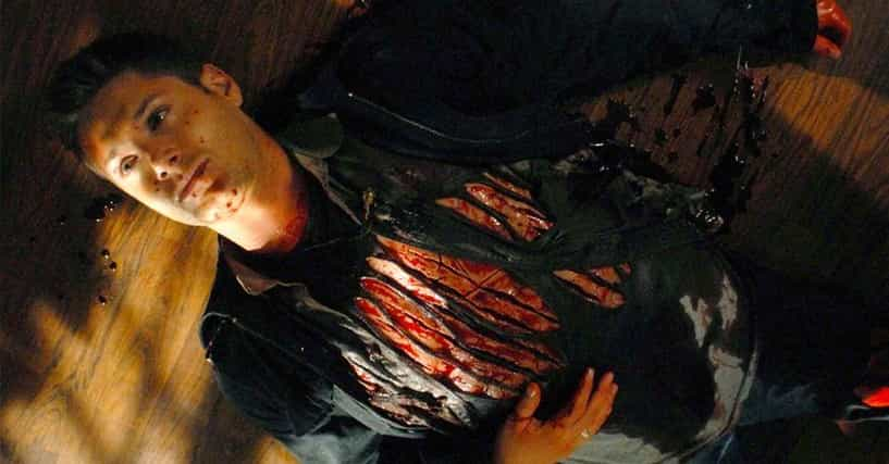 the 15 goriest moments on supernatural