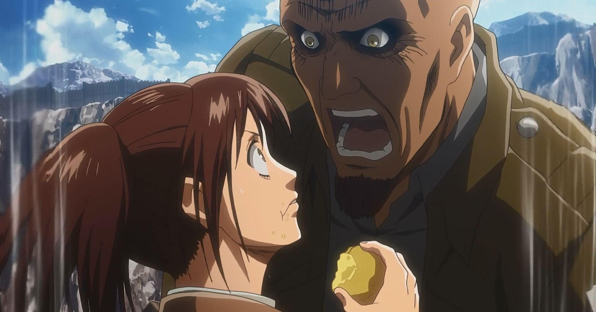 Funny Attack on Titan Moments