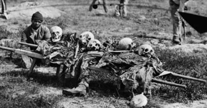 23 astounding civil war battlefield photos